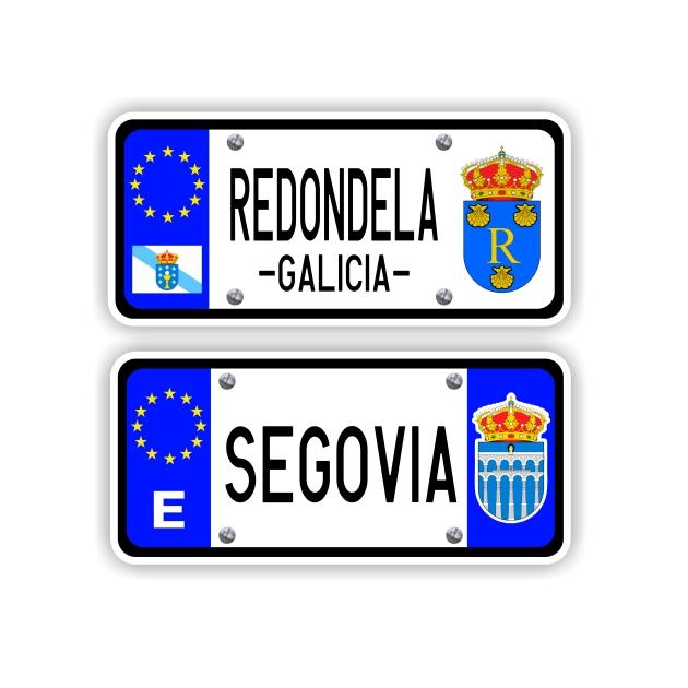 295 024 IMAN GOTA DE RESINA CON BASE DE MADERA 9X4 CM SOUVENIR MATRICULA ESCUDO 1