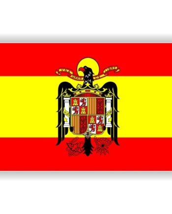 AGUILA DE SAN JUAN ESPANA BANDERA