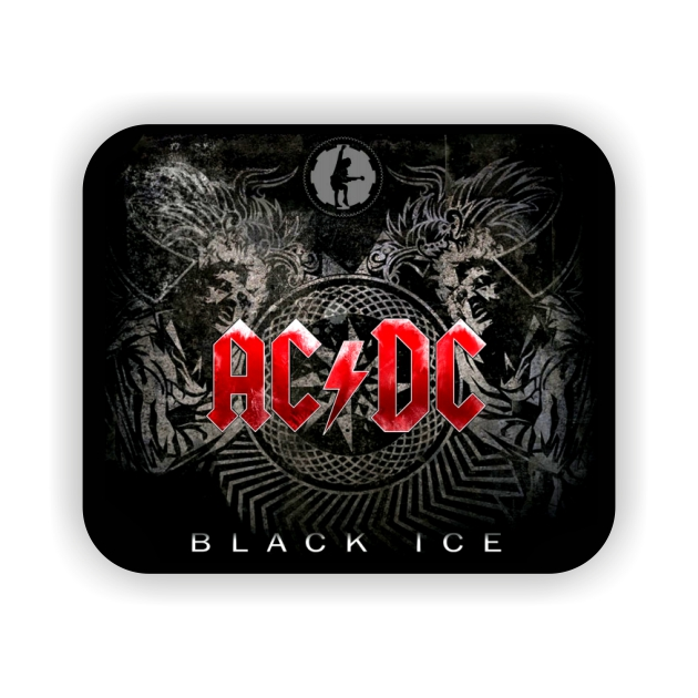 ALFOMBRILLA AC DC BLACK ICE 798 122