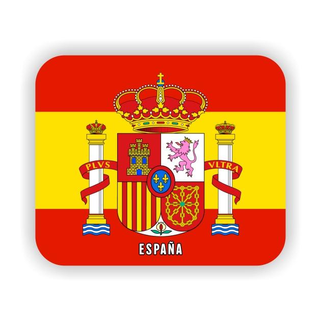 ALFOMBRILLA ESPANA ESCUDO 798 171
