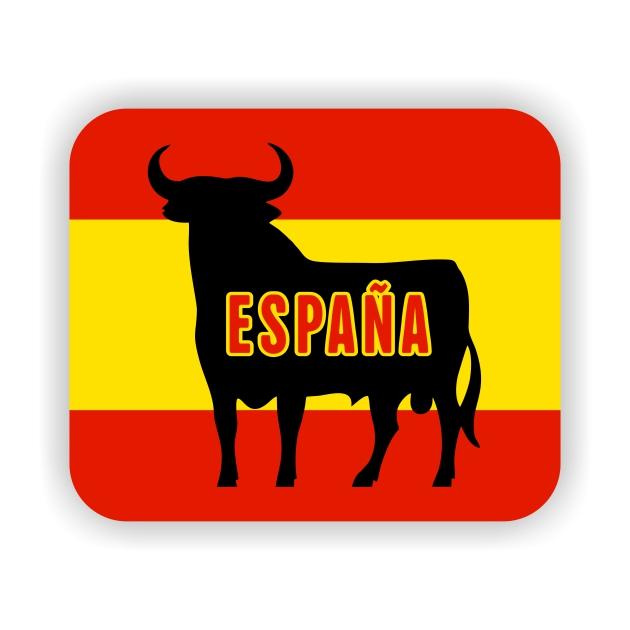 ALFOMBRILLA ESPANA TORO 798 173