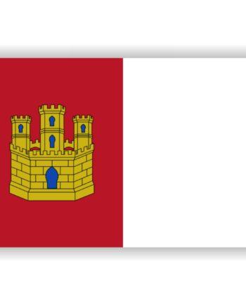 CASTILLA LA MANCHA BANDERA
