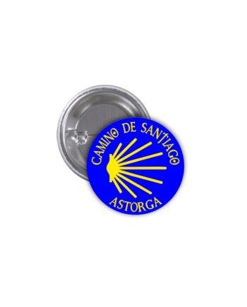 CHAPA 38MM CONCHATEXTO CAMINO DE SANTIAGO 718 1 1