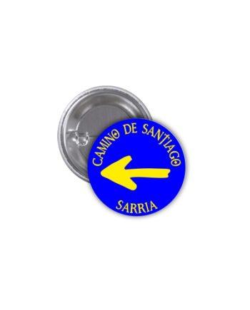 CHAPA 38MM FLECHATEXTO CAMINO DE SANTIAGO 718 2 1