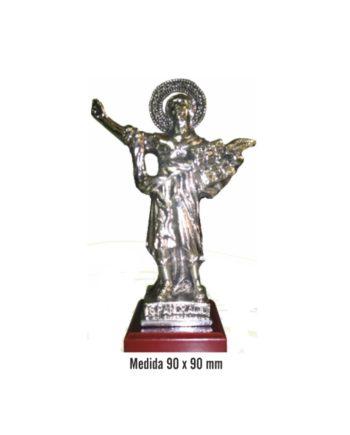 FIGURA METAL SAN PANCRACIO SOUVENIR 1