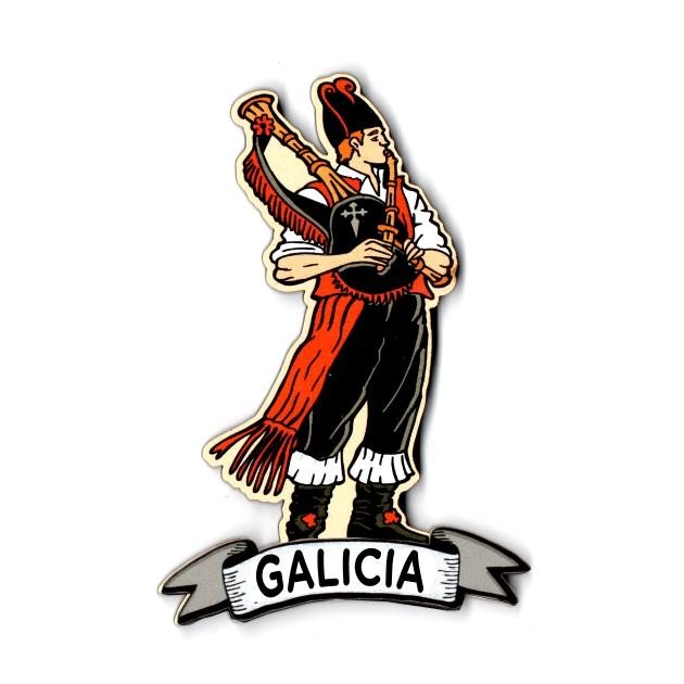 IMAN MADERA SOUVENIR GAITEIRO 200 609 1