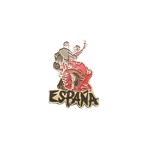 IMAN METAL SOUVENIR ESPANA 2D BAILAORES 305