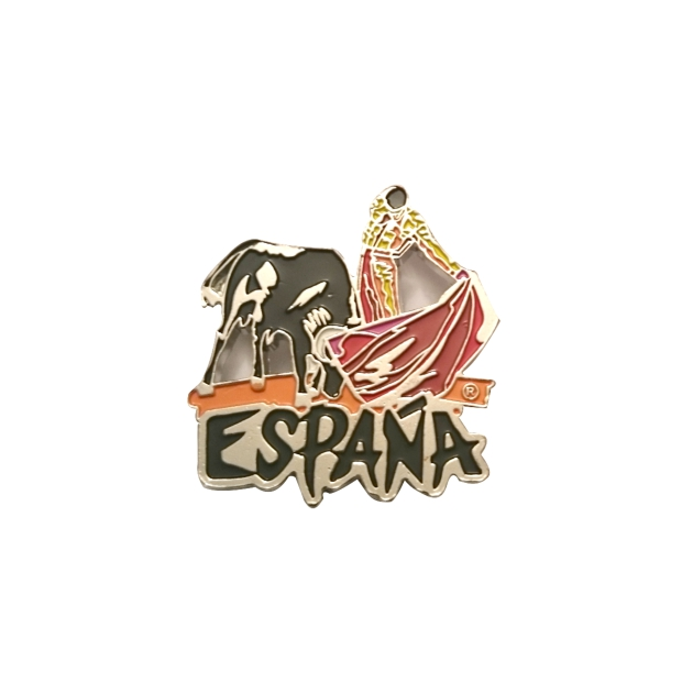 IMAN METAL SOUVENIR ESPANA 2D TORERO 306