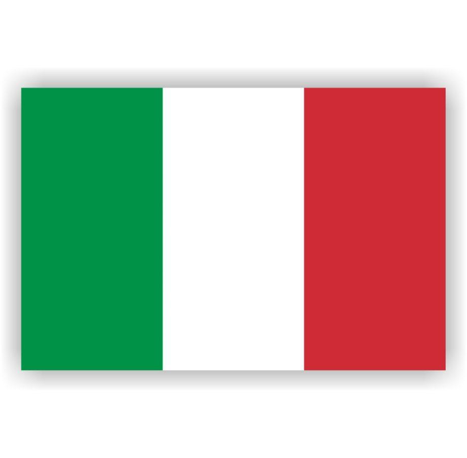 ITALIA BANDERA