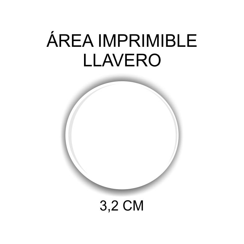 LLAVERO CON GOTA DE RESINA DESARROLLO