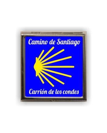 PASTILLERO CUADRADO CONCHATEXTO CAMINO DE SANTIAGO 752 1 1