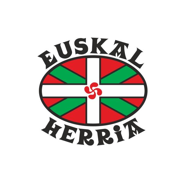 PEGATINA IKURRINA LAUBURU EUSKAL HERRIA 8X6 CM 800 4052