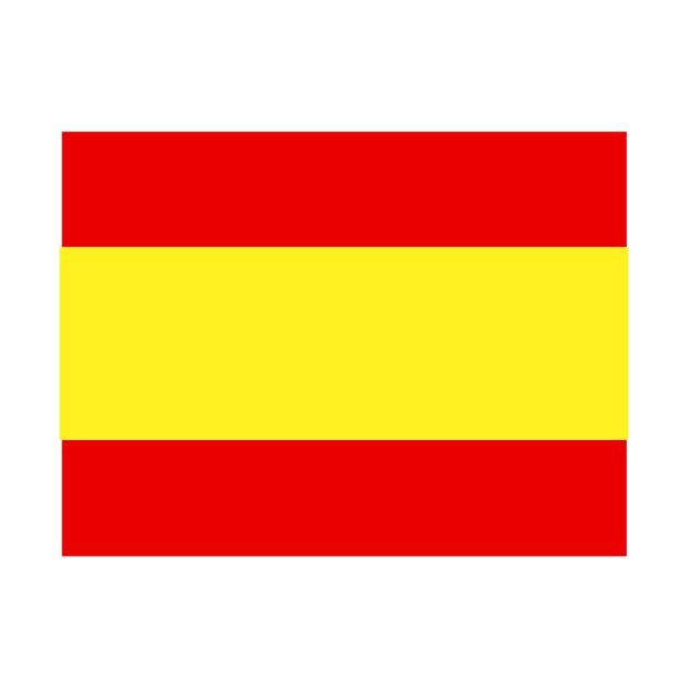PEGATINA RECTANGULAR ESPANA LISA 11X7X5 CM 75X5 CM 55X4 CM 801 2030