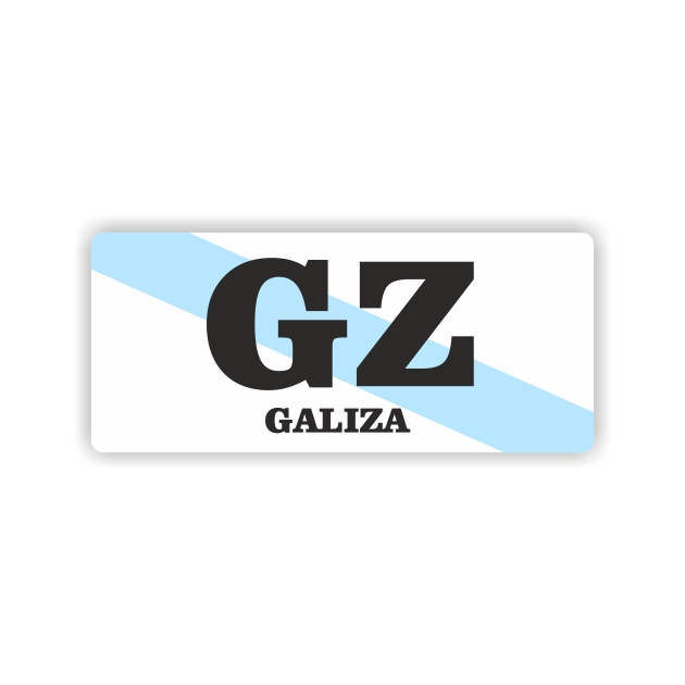 PEGATINA RECTANGULAR GZ 8X35 CM 800 1027