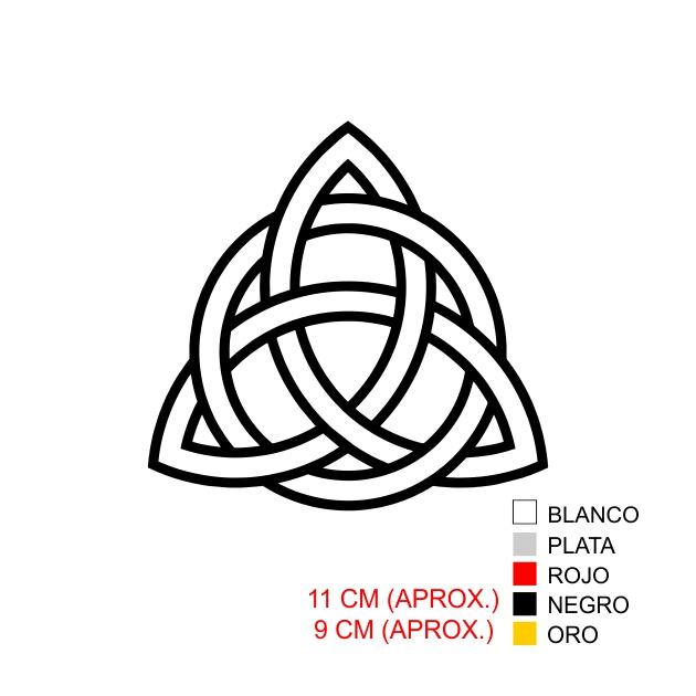 PEGATINA VINILO SIMBOLO 2 6003 1