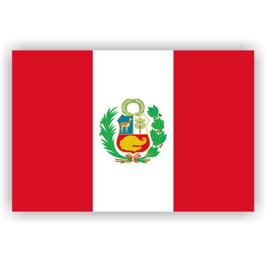PERU BANDERA