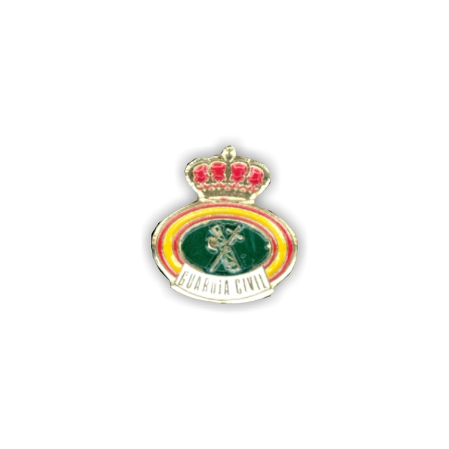PIN AGUARDIA CIVIL ESPANA CORONA 401 770