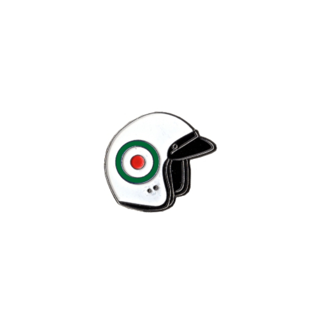 PIN CASCO ITALIA MOTO 401 638 1
