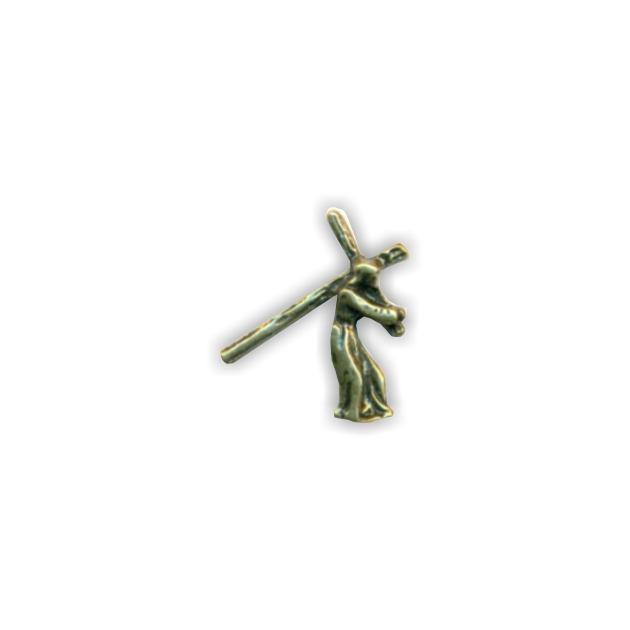 PIN COFRADE CON CRUZ 401 539 SOUVENIR 1