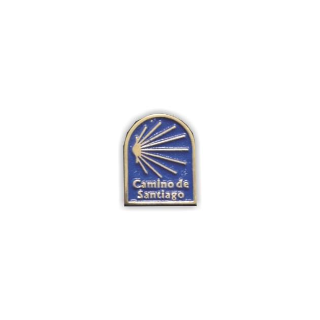 PIN CONCHA CAMINO SANTIAGO 401 317 1