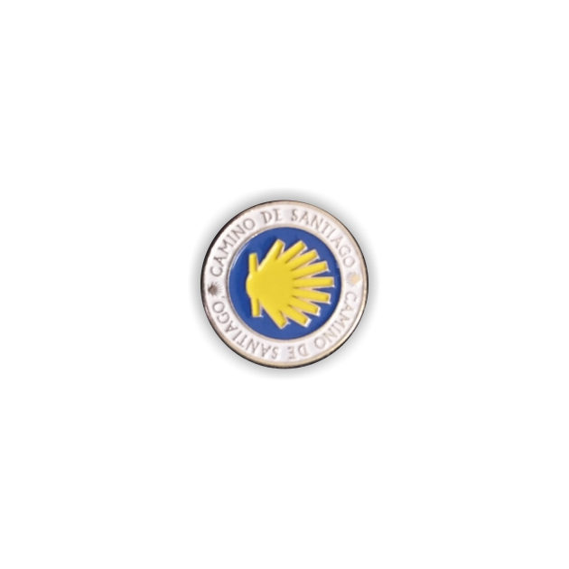 PIN CONCHA REDONDO CAMINO SANTIAGO 401 308 1