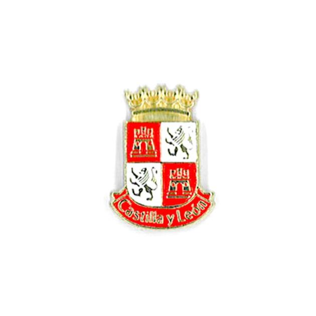 PIN ESCUDO CASTILLA Y LEON SOUVENIR 401 113 1