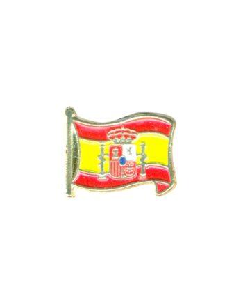 PIN ESPANA BANDERA ESCUDO SOUVENIR 401 116