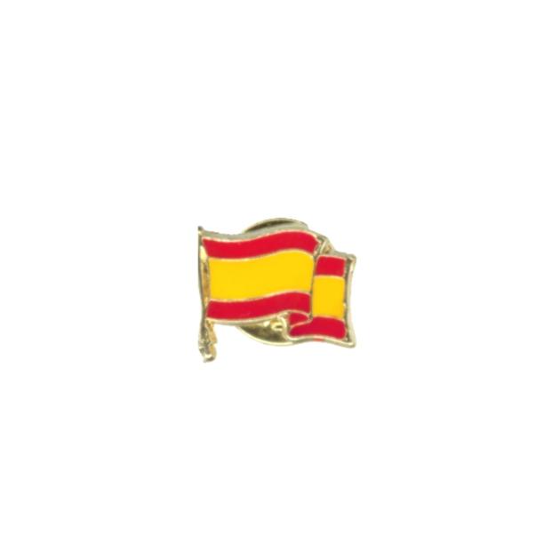 PIN ESPANA BANDERA SOUVENIR 401 126