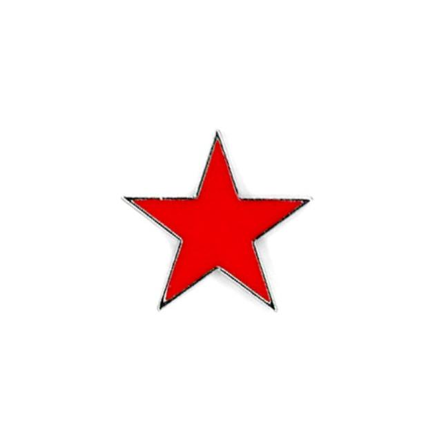 PIN ESTRELLA ROJA 401 700 SOUVENIR 1