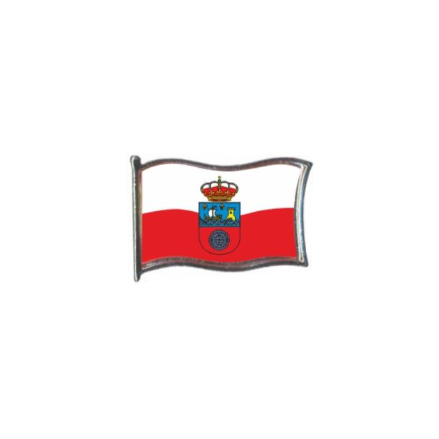 PIN GOTA RESINA CANTABRIA BANDERA GR ONDEANTE SOUVENIR 401 465