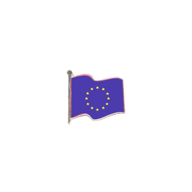 PIN GOTA RESINA EUROPA BANDERA ONDEANTE SOUVENIR 401 427