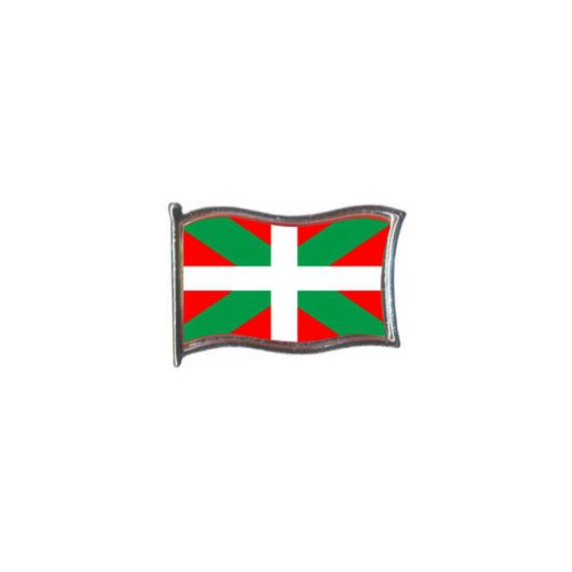 PIN GOTA RESINA IKURRINA BANDERA GR ONDEANTE SOUVENIR 401 458