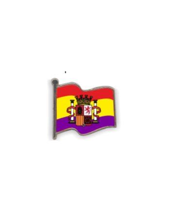 PIN GOTA RESINA REPUBLICA BANDERA ONDEANTE SOUVENIR 401 404
