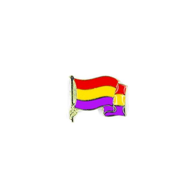PIN REPUBLICA BANDERA GRANDE SOUVENIR 401 105 1