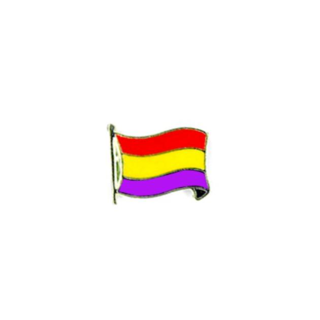 PIN REPUBLICA BANDERA SOUVENIR 401 104 1