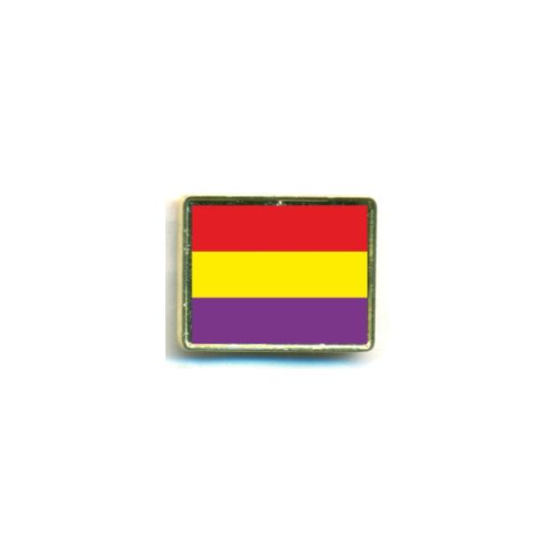 PIN REPUBLICA BANDERA SOUVENIR 401 109