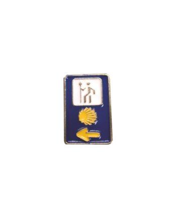 PIN SENAL CAMINO SANTIAGO 401 311