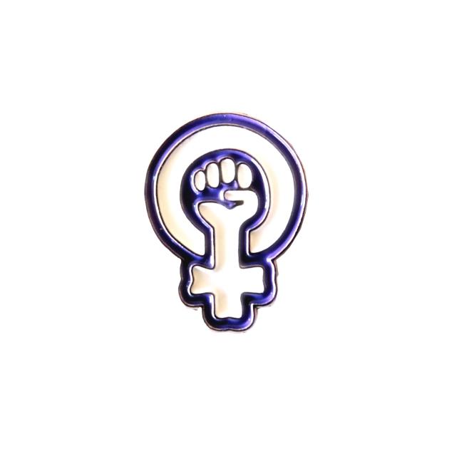 PIN SIMBOLO FEMINISTA 401 740 1