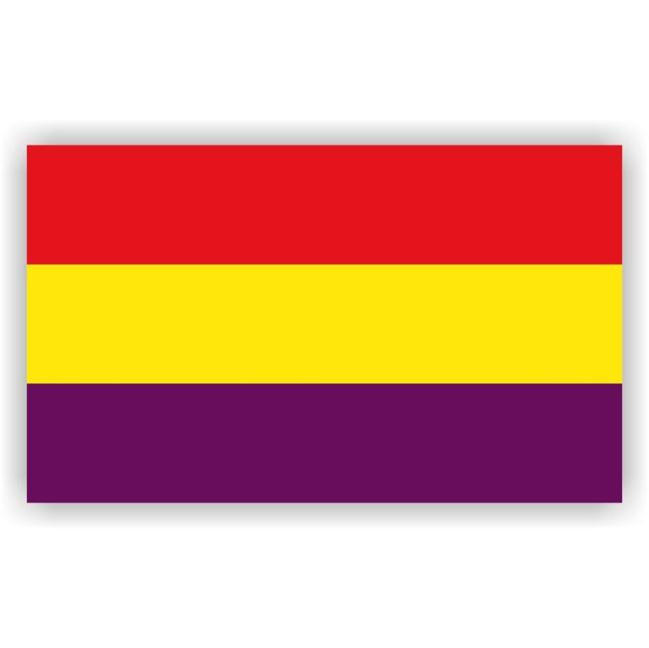 REPUBLICA ESPANOLA BANDERA