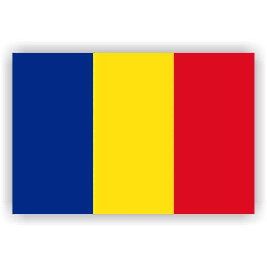 RUMANIA BANDERA