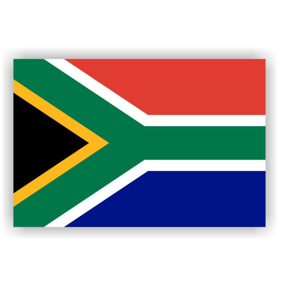 SUDAFRICA BANDERA