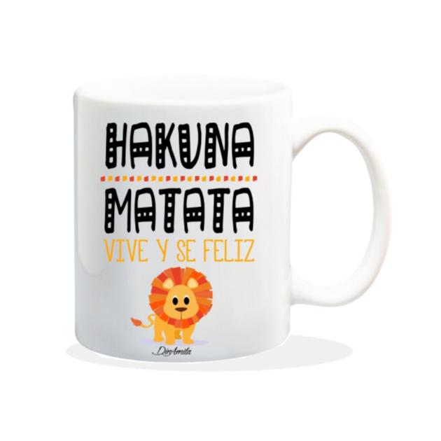 TAZA HAKUNA MATATA 840 14 1