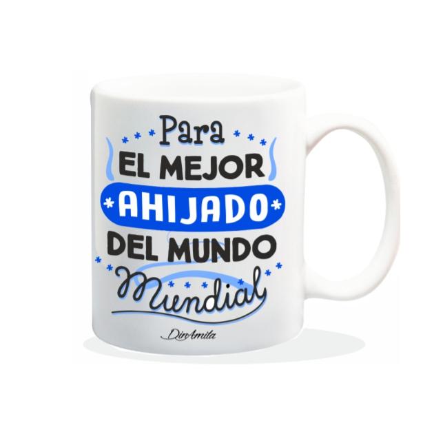 TAZA PARA EL MEJOR AHIJADO DEL MUNDO 840 85 1
