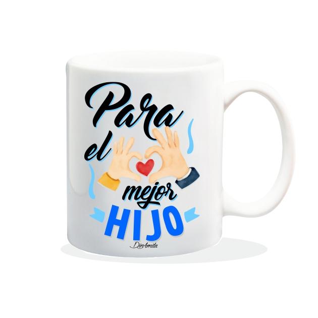 TAZA PARA EL MEJOR HIJO 840 75 1