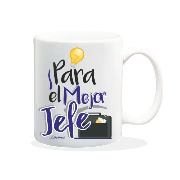 TAZA PARA EL MEJOR JEFE 840 48 1