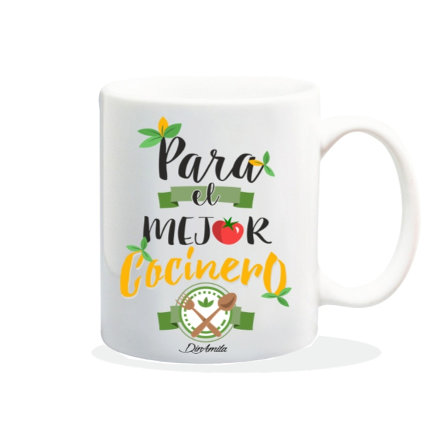 TAZA PARA EL MOEJOR COCINERO 840 46 1