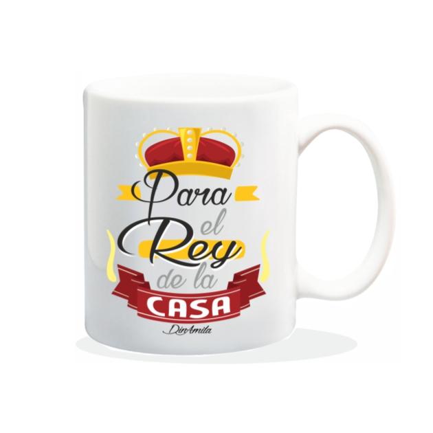 TAZA PARA EL REY DE LA CASA 840 64 1