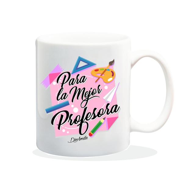 TAZA PARA LA MEJOR PROFESORA 840 82 1