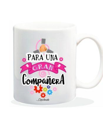 TAZA PARA UNA GRAN COMPANERA 840 89