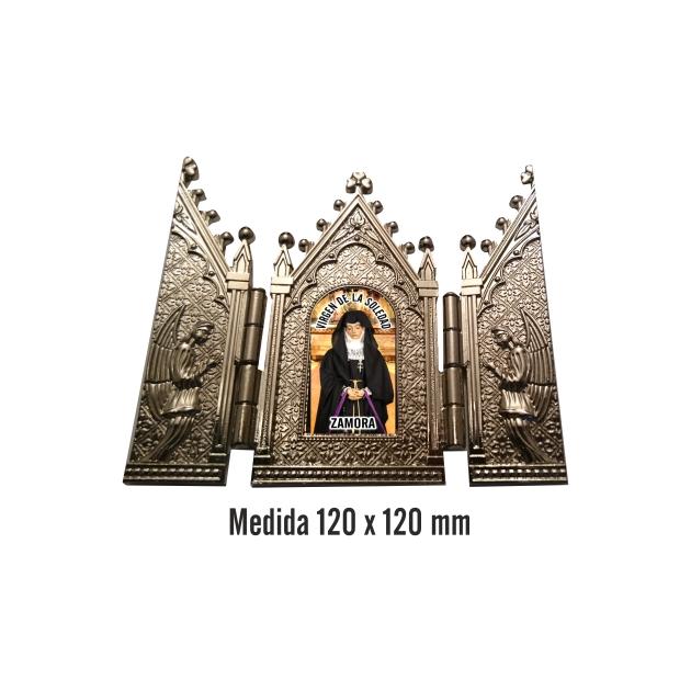 TRIPTICO METAL SOUVENIR 854 1 FOTO 1